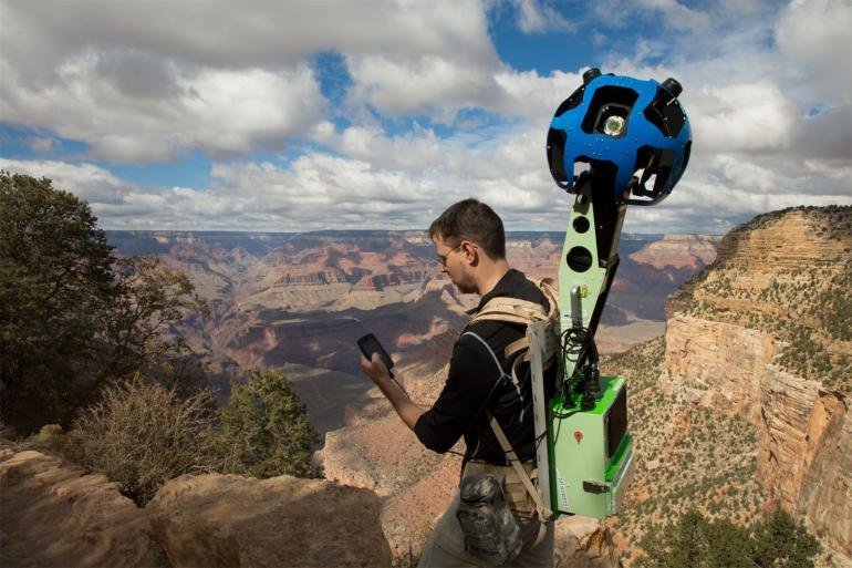 Google Trekker Coming to Disney's Animal Kingdom