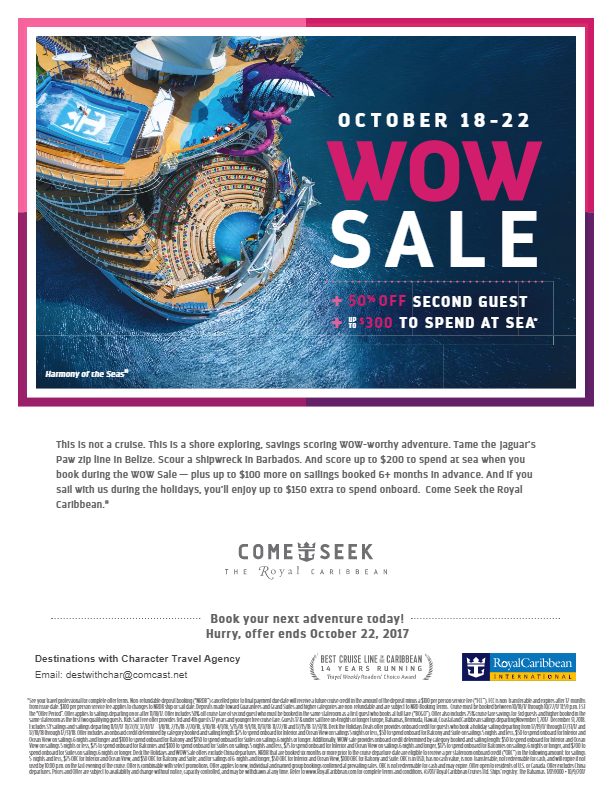 RCL October WOW Sale-min