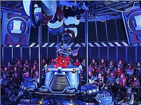 Wreck-It Ralph Ride Set to Replace Stitch's Great Escape at Disney's Magic Kingdom