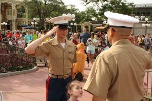 Walt Disney World Military Discounts for 2017 Now Available