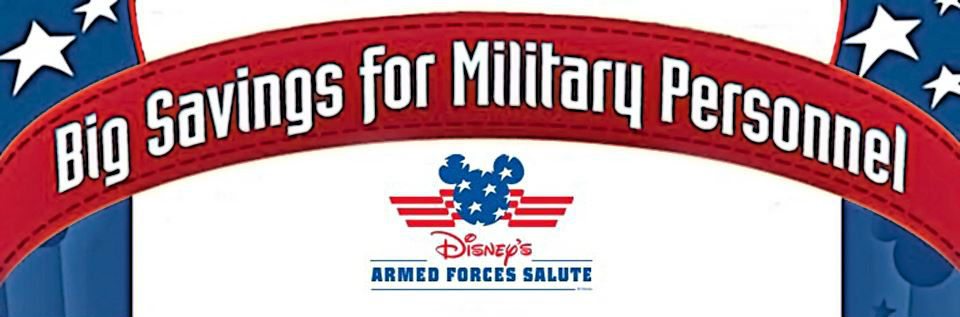 Members of the U.S. Military: Take Advantage of Great Rates at Select Disney Resort Hotels!
