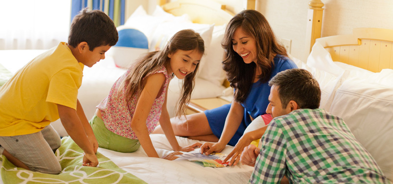 Walt Disney World Resort – Winter 2017 Room Only Discount Promotion – Save Up To 25% !!!