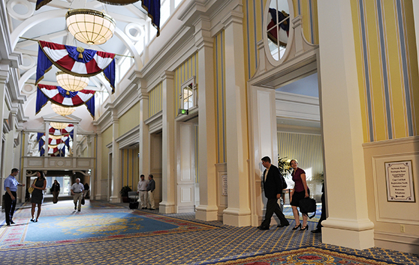 Disney World's Yacht and Beach Club Plans Convention Space Expansion