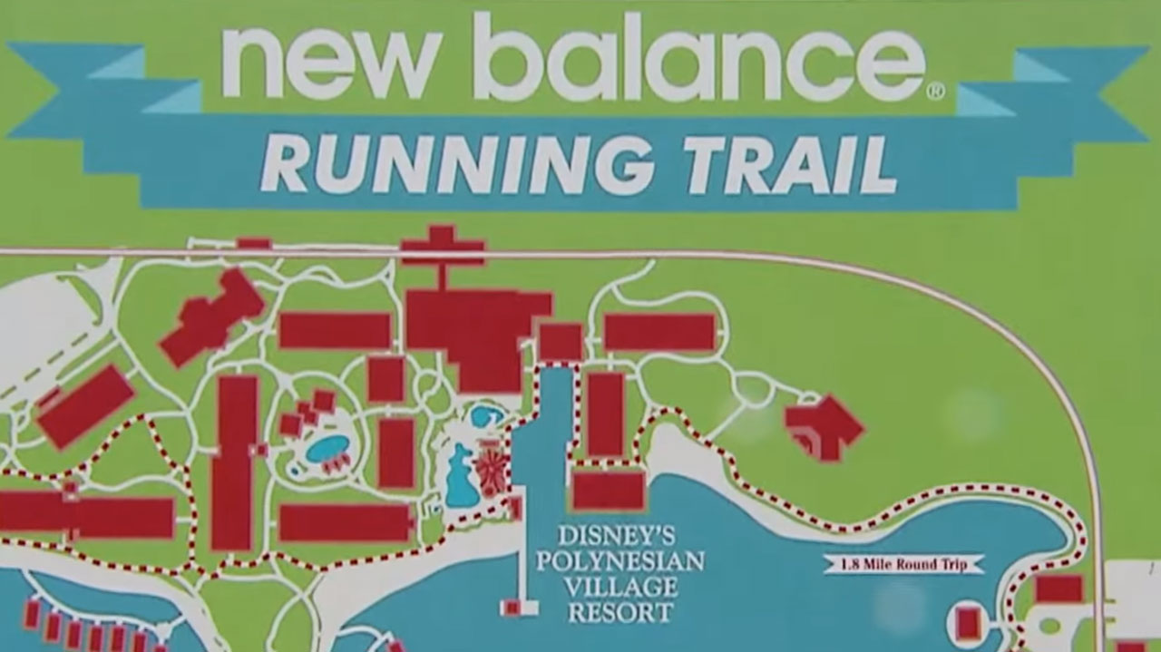 Pack Your Running Shoes and Hit the New Balance Running Trails at Walt Disney World Resort