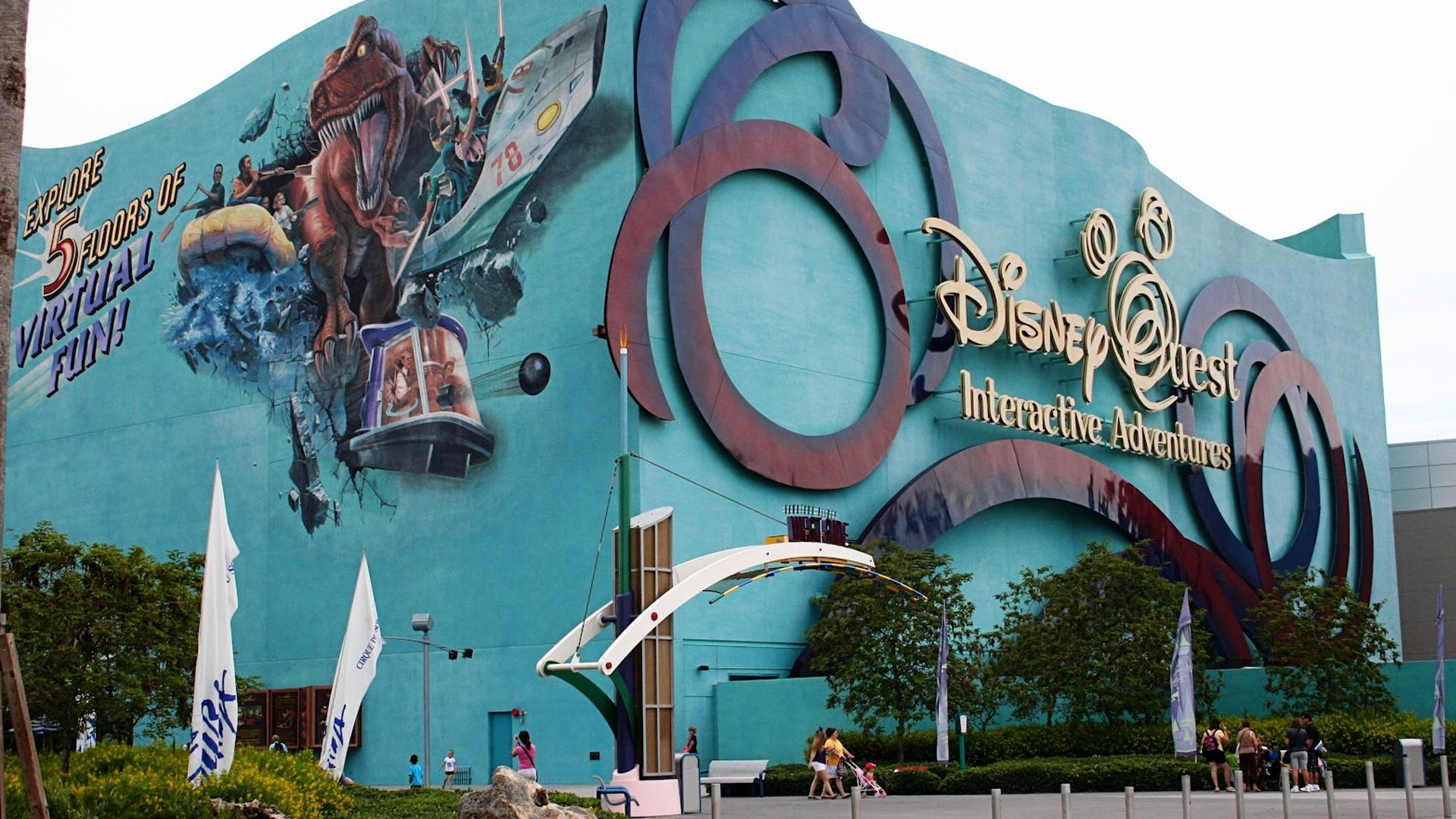DisneyQuest remaining open into 2017; no updates on NBA attraction