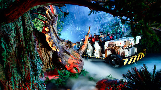 4 Crucial Changes You'll Notice the Next Time You Ride Dinosaur