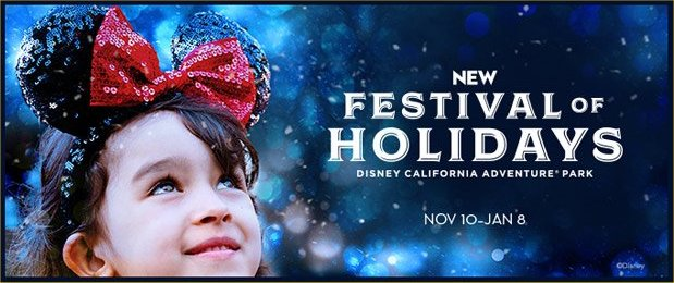 Complete Guide to Festive Eats at New Festival of Holidays in Disney California Adventure Park