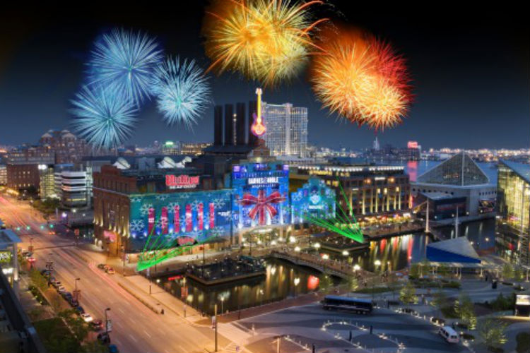 5 Ways to Get Into the Holiday Spirit in Baltimore