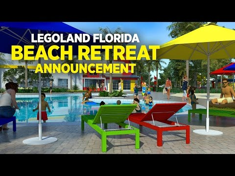 LEGOLAND Beach Retreat Officially Opening April 7, 2017