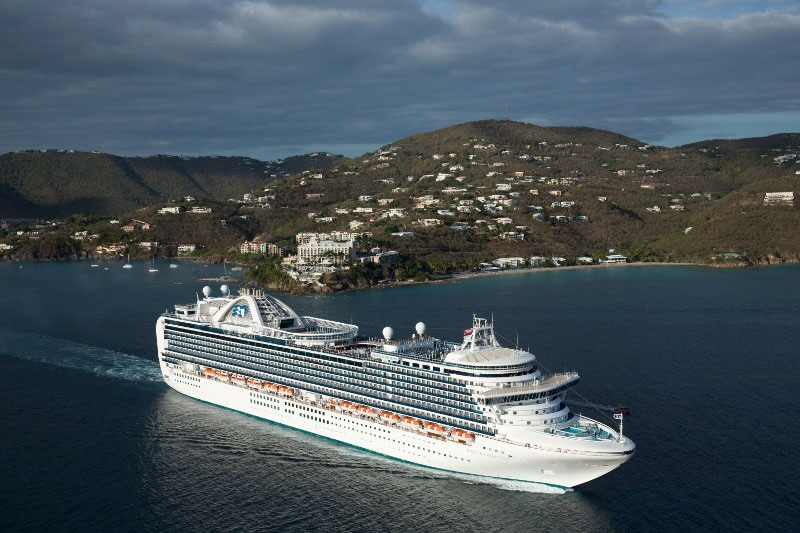 Princess offers shore excursion guarantee