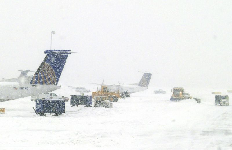 Beware: The Worst Winter Weather Airports in the Last 10 Years
