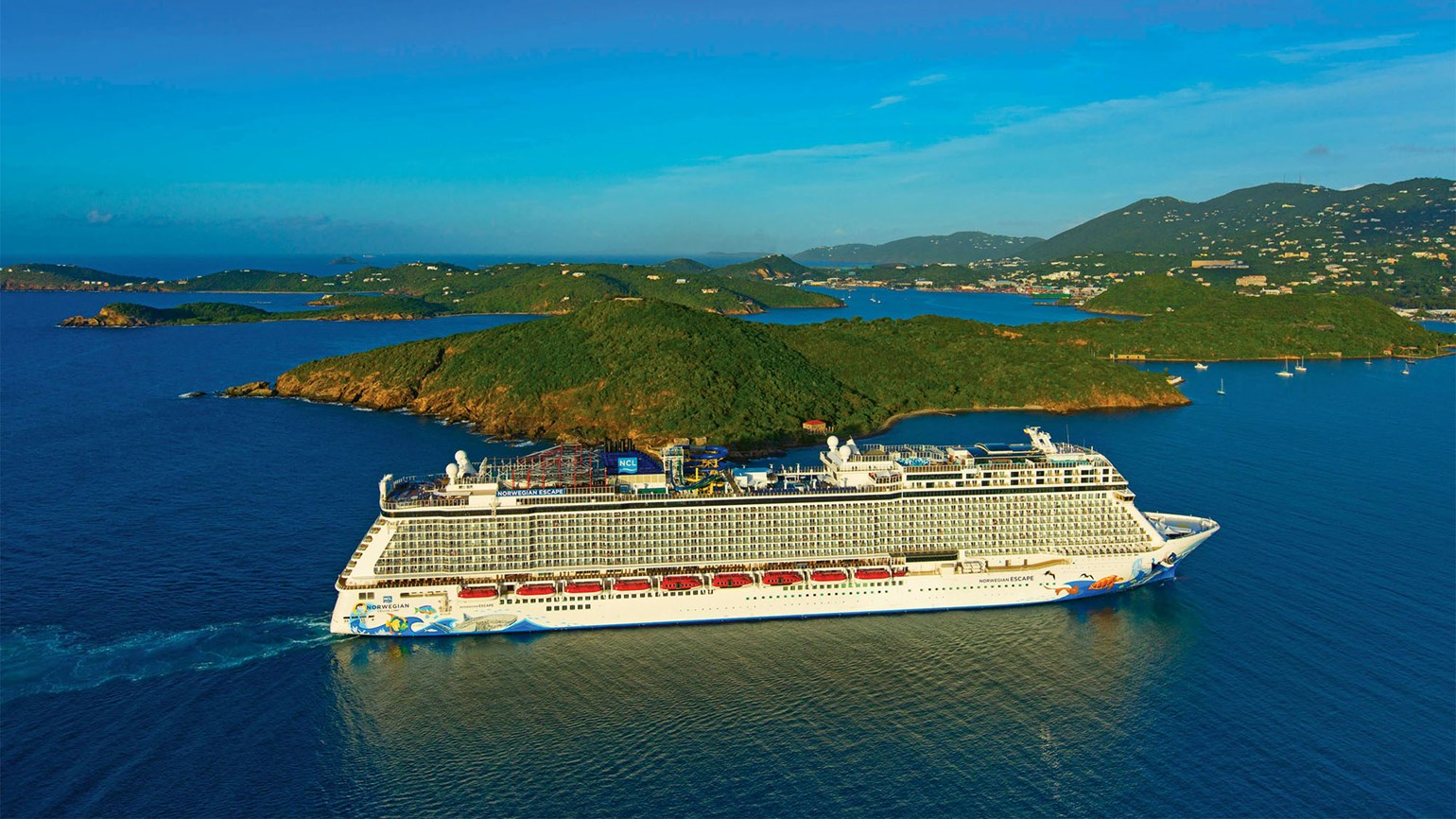Norwegian Escape to redeploy to New York