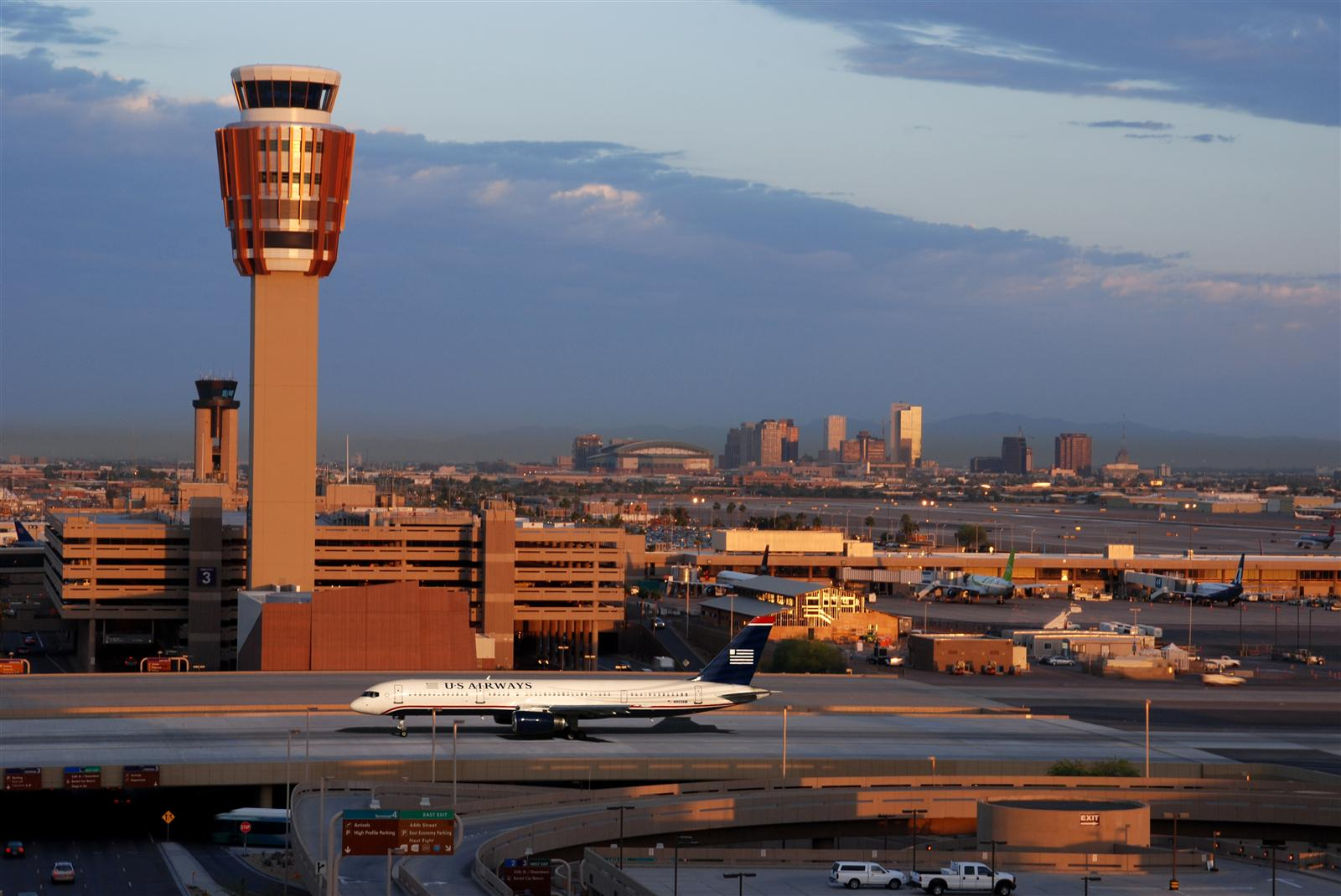 First phase of Terminal 3 project completed at Phoenix airport