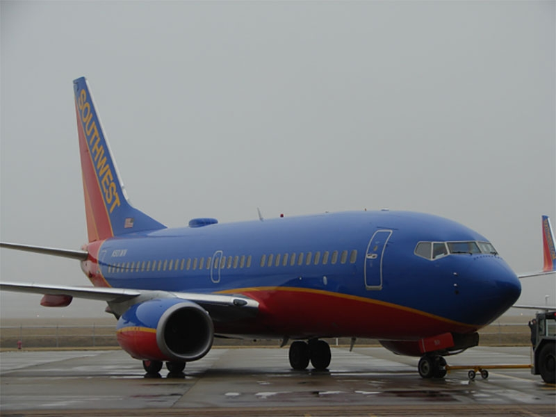 Southwest Airlines to Update In-Flight Wi-Fi, Entertainment