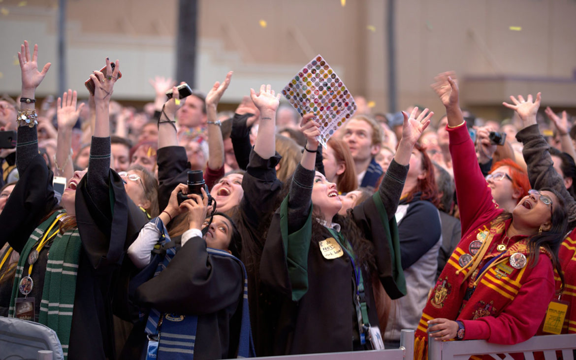 TOP TIPS ON HOW TO PREPARE FOR A CELEBRATION OF HARRY POTTER