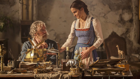 SNEAK PEEK FROM DISNEY'S 'BEAUTY AND THE BEAST' STARTING FEB. 10 AT DISNEY PARKS