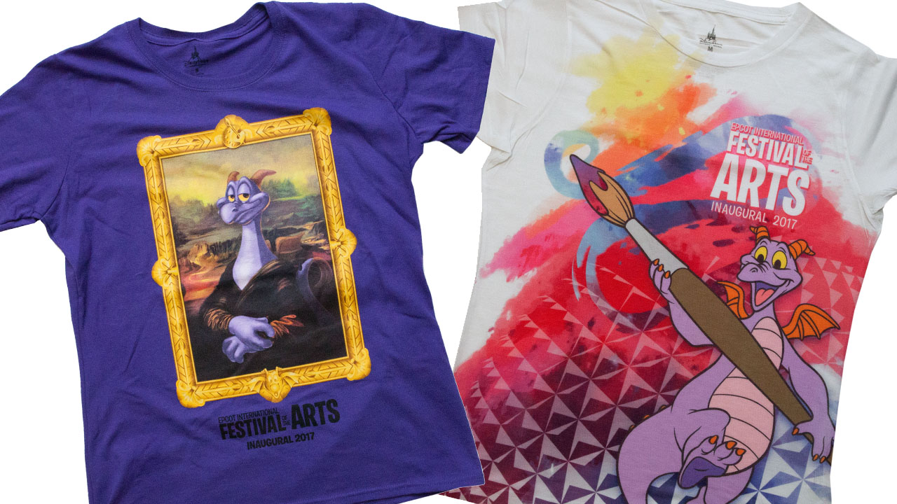 First Look at Commemorative Merchandise for Epcot International Festival of the Arts