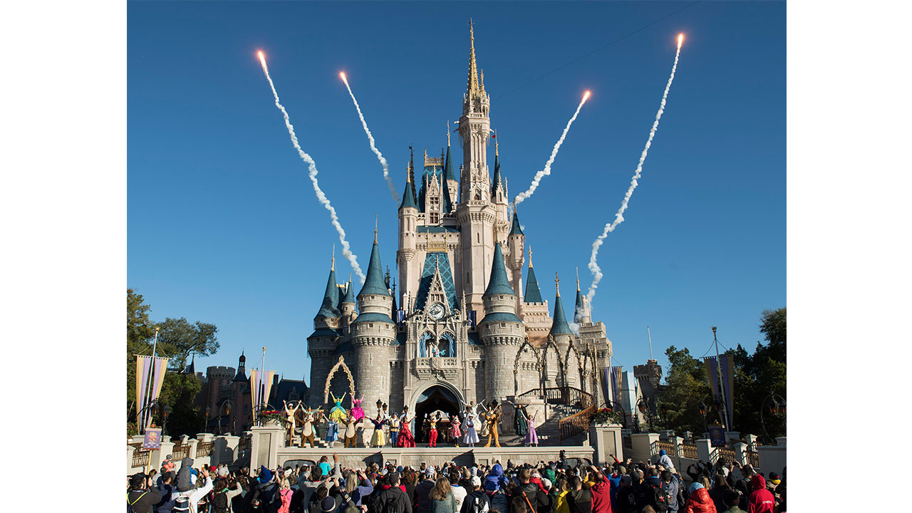Sneak a Peek at the New 'Let the Magic Begin' Welcome Show at Magic Kingdom Park