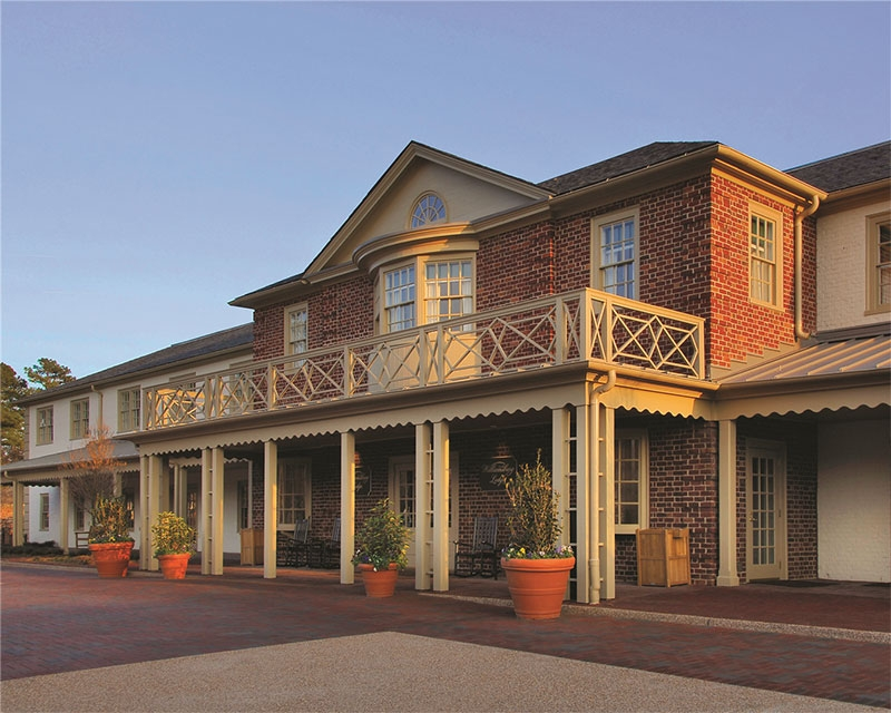 The Williamsburg Lodge Joins Marriott's Autograph Collection