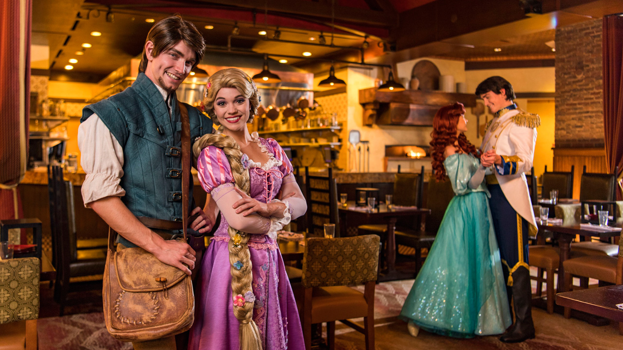 New Character Dining Experience, Bon Voyage Breakfast to Debut April 2 at Trattoria al Forno at Disney's BoardWalk