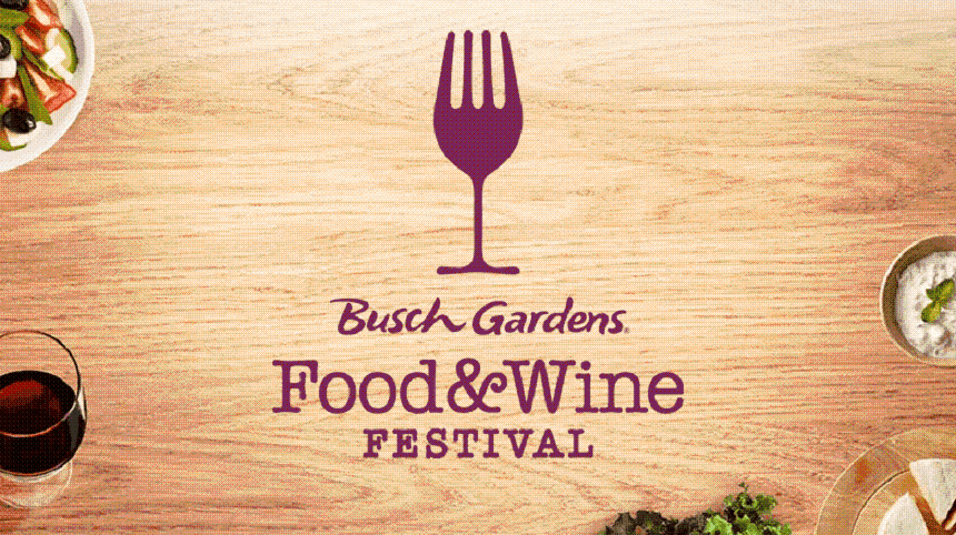 Busch Gardens Announces Additional Food & Wine Concerts