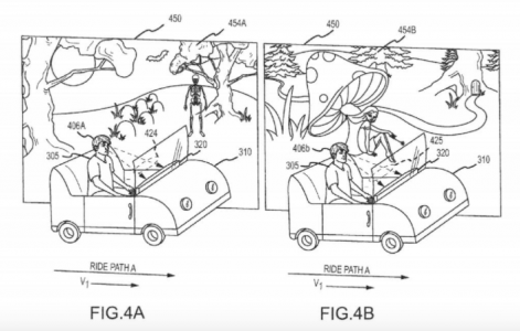 Disney Files Patent for Rides to Read Your Emotions