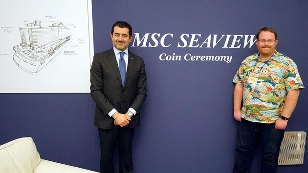 Exclusive Interview with MSC Cruises' CEO Gianni Onorato