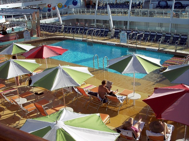 Royal Caribbean Adds Lifeguards for All Swimming Pools