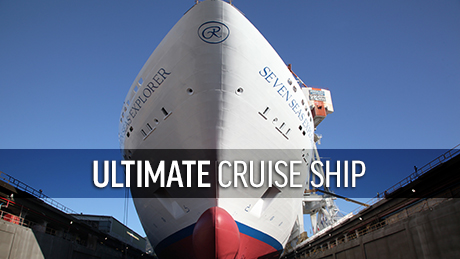 What Would a Best of the Best Cruise Ship Look Like?