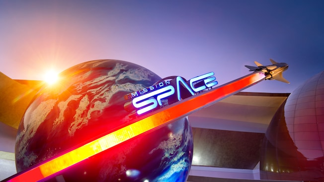 Mission: SPACE Could Be Changing Forever This Summer