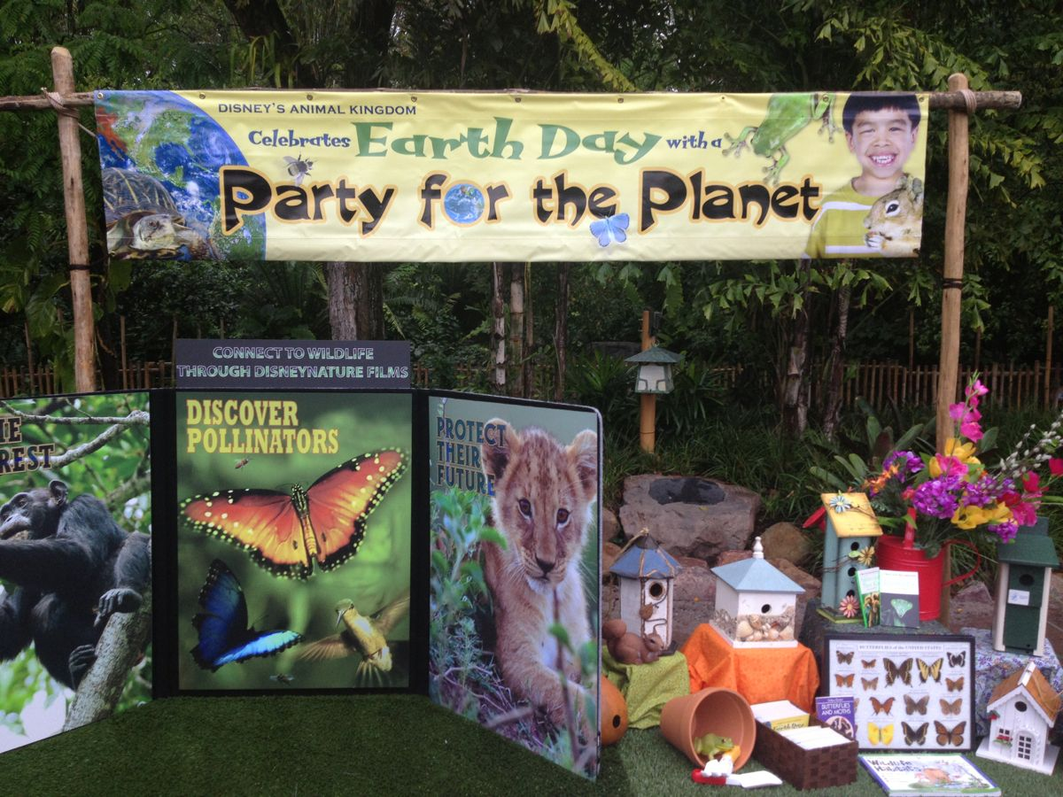 Party for the Planet returning to Disney's Animal Kingdom