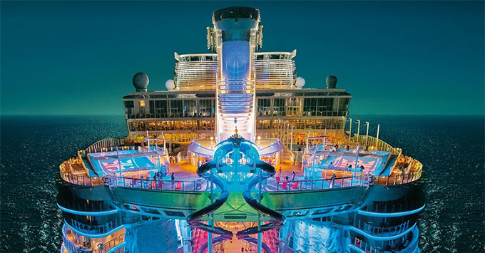 Time to Explore the World's Largest Cruise Ship