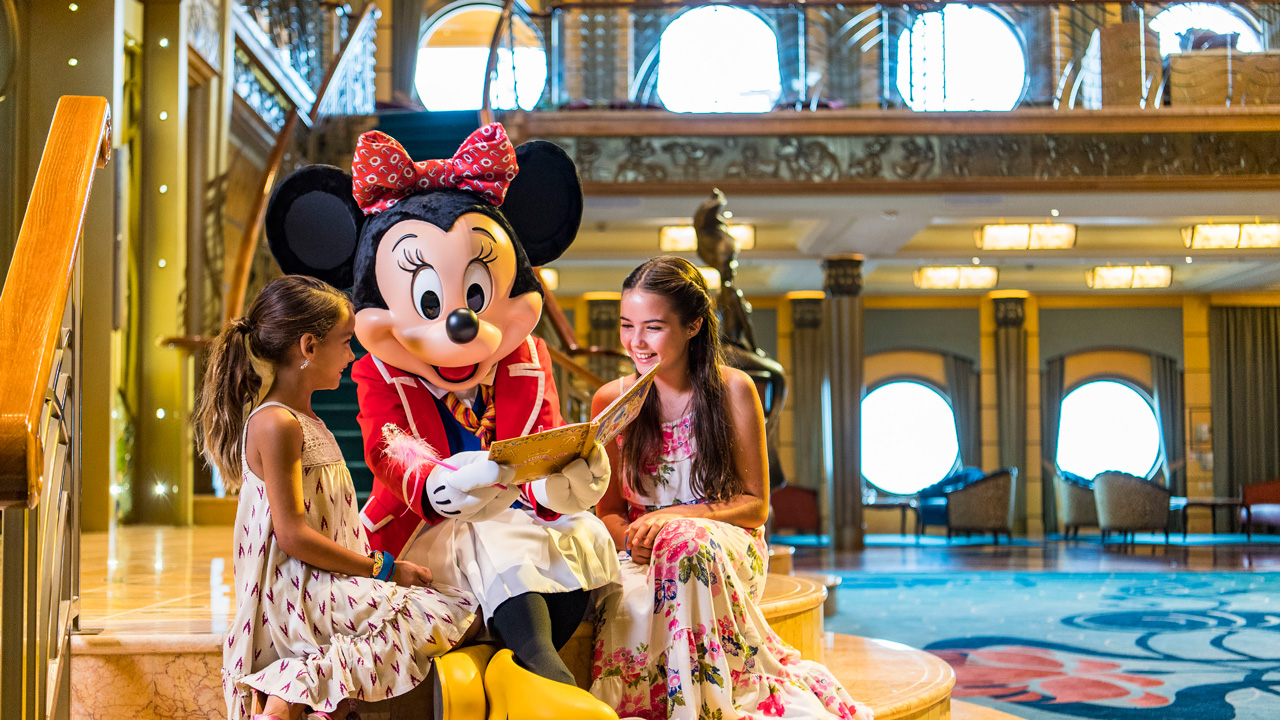 See What's Included on a Disney Cruise