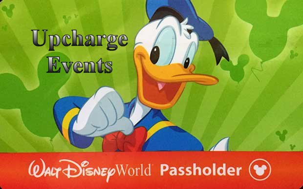 Are These New Upcharge Events at Walt Disney World Worth the Cost?