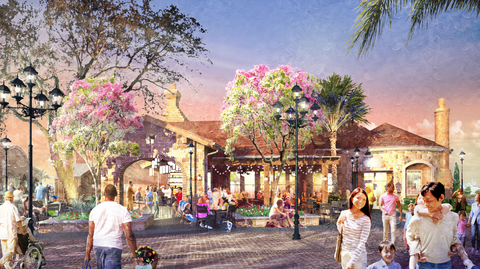 Disney Springs – Portobello Country Italia Trattoria Renovation to Result in New Name, Concept and Menu by Levy Restaurants