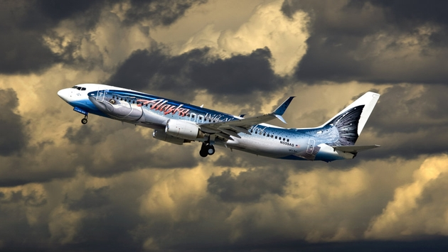 Alaska Airlines Returns to Mexico City in August
