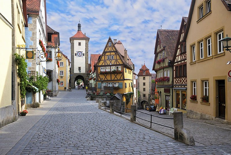 Destination Report: Bavaria, Germany