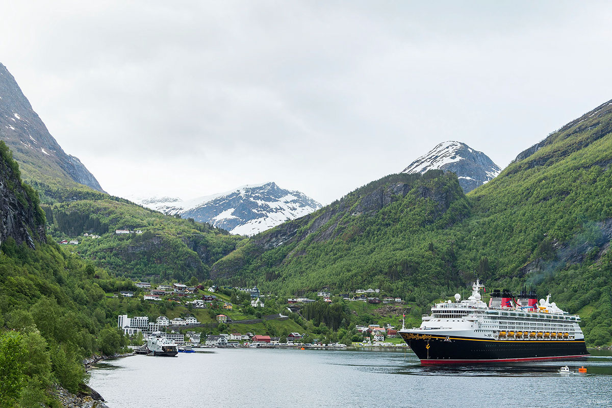 VIDEO: INCREDIBLE SIGHTS AND UNFORGETTABLE ENCHANTMENT IN NORWAY ON DISNEY CRUISE LINE