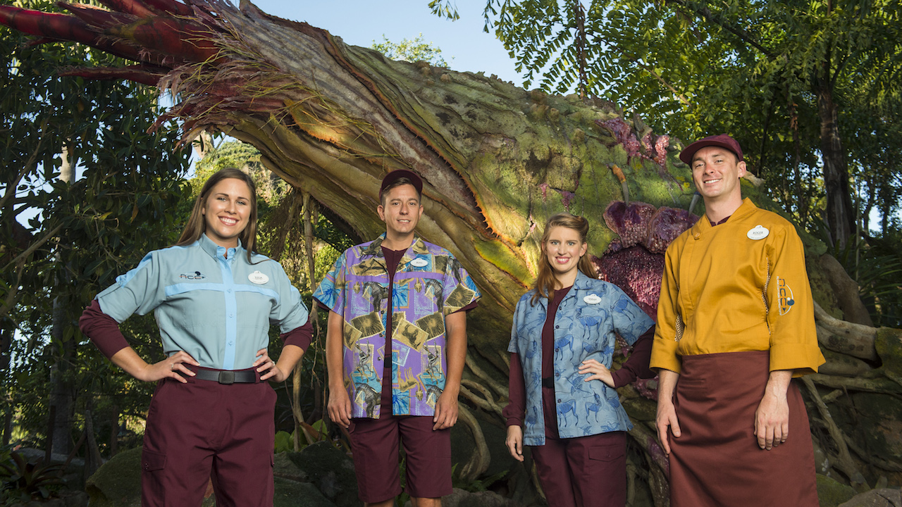 Countdown to Pandora – The World of Avatar: Cast Members Prepare to Bring Pandora to Life