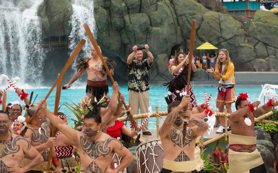 WELCOME TO ISLAND PARADISE: UNIVERSAL'S VOLCANO BAY IS NOW OPEN