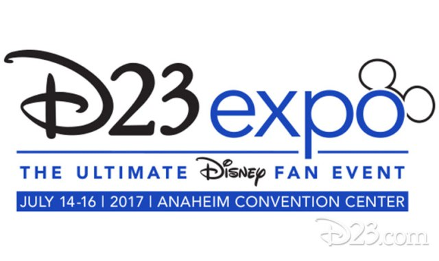 Disney Consumer Products and Interactive Media Announces Action-Packed Programming Schedule for D23 Expo 2017, July 14-16, 2017