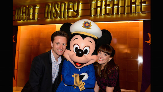 DISNEY ON BROADWAY: STARS SET SAIL ON DISNEY CRUISE LINE