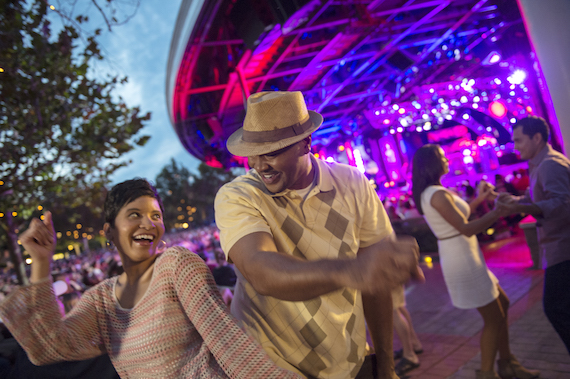 RECORD 32 'EAT TO THE BEAT' BANDS TO PERFORM DURING 22ND EPCOT INTERNATIONAL FOOD & WINE FESTIVAL