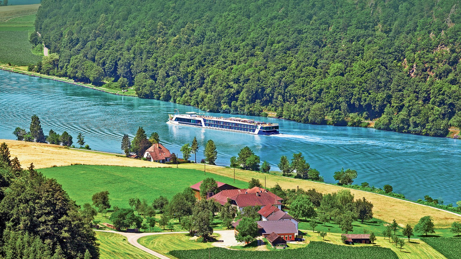 Ample activities on a Rhine cruise with Disney's Adventures by Disney Line