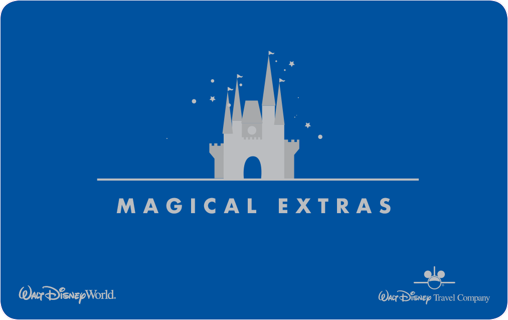 NEW DELIVERY METHOD FOR 2018 WALT DISNEY TRAVEL COMPANY-FL MAGICAL EXTRAS