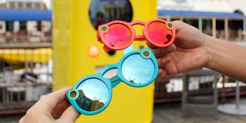 Snapchat Spectacles now available at Universal Orlando Snapbot locations, for easy sharing of park memories