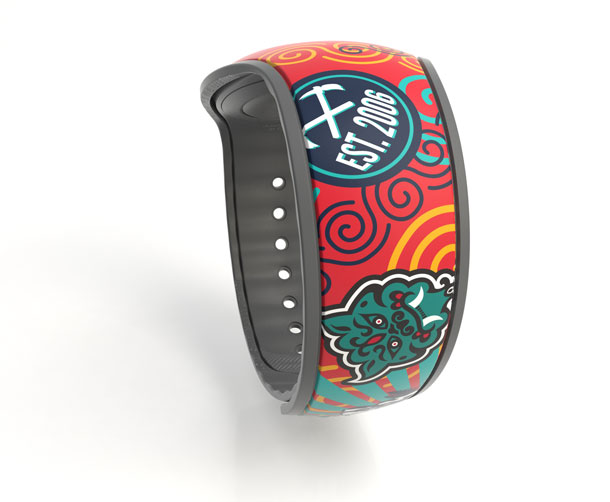 NEW RETAIL MAGICBANDS AND MAGICKEEPER COLORS KICKING OFF 2018