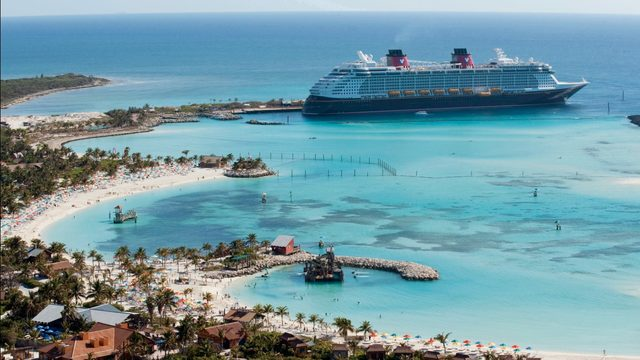 Disney Fantasy $100 OBC Offer For 7 Night Caribbean Cruises Sailing April & May 2019 From Port Canaveral!