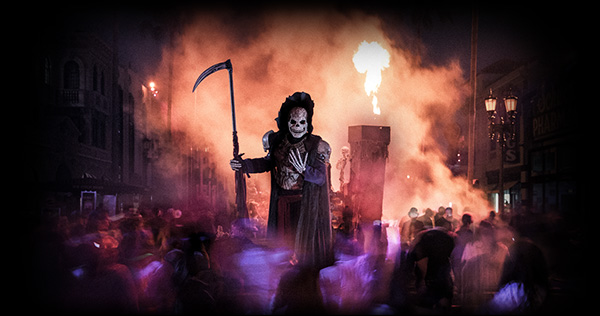 2018 Halloween Horror Nights™ – Universal Studios Florida™ Dates, Tickets and Packages Now Available!