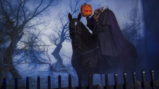 """""""Return To Sleepy Hollow"""" at Disney's Fort Wilderness Resort & Campground Begins September 28 & Don't Forget Mickey's Not So Scary Halloween Party (MNSSHP) Tickets Are Now On Sale!"""